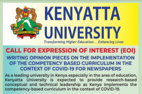 NEWSPAPER OPINION PIECES ON THE IMPLEMENTATION OF THE COMPETENCY BASED