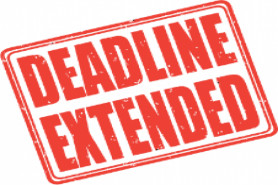 EXTENSION OF DEADLINE FOR FEE PAYMENT FOR NEW STUDENTS