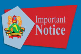 REPORTING DATES FOR CONTINUATION OF THE 2019/2020 ACADEMIC YEAR AND