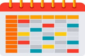 LAW SCHOOL: TEACHING AND EXAMINATION TIMETABLES FOR SECOND AND THIRD YEAR