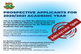 Admissions Ongoing!!