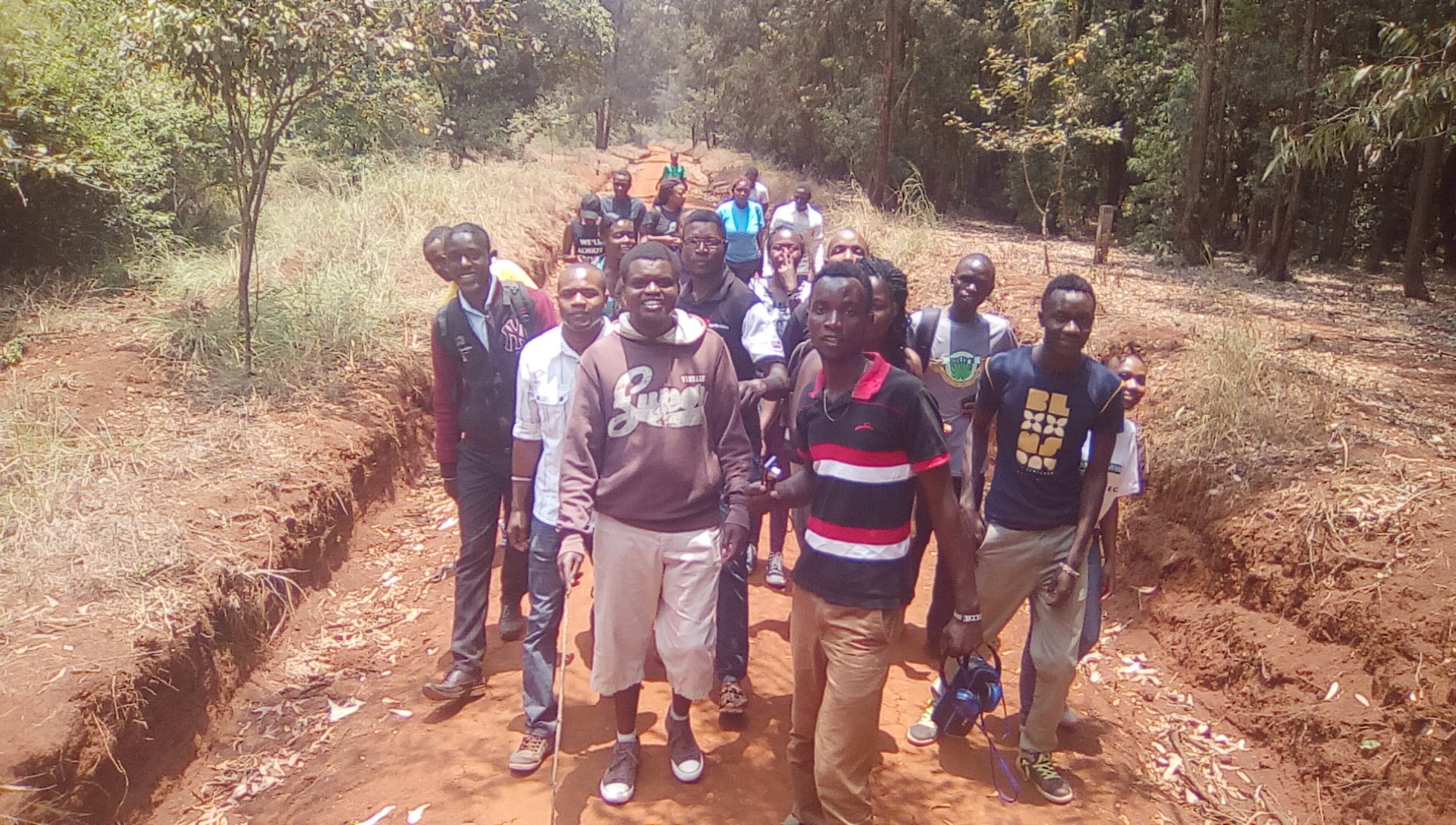 School of Environment in Karura Forest