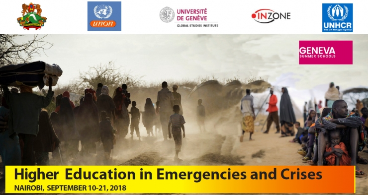 HIGHER EDUCATION IN EMERGENCIES AND CRISIS SUMMER SCHOOL