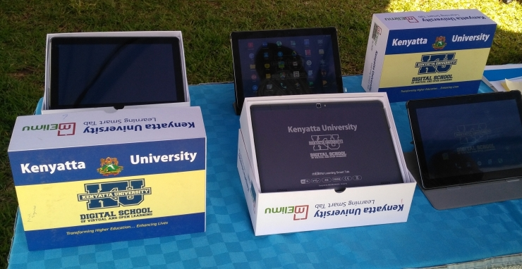 ISSUANCE OF SMARTPHONE TABLETS
