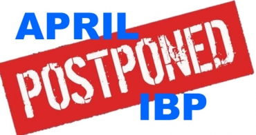 POSTPONEMENT OF REPORTING DATES FOR APRIL 2017 SESSION FOR STUDENTS IN INSTITUTIONAL-BASED PROGRAMMES (IBP).