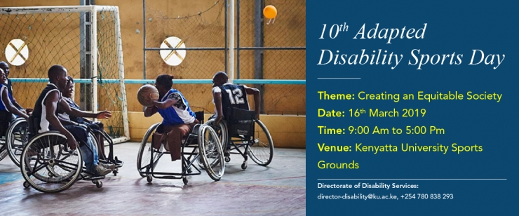 Disability Sports Day