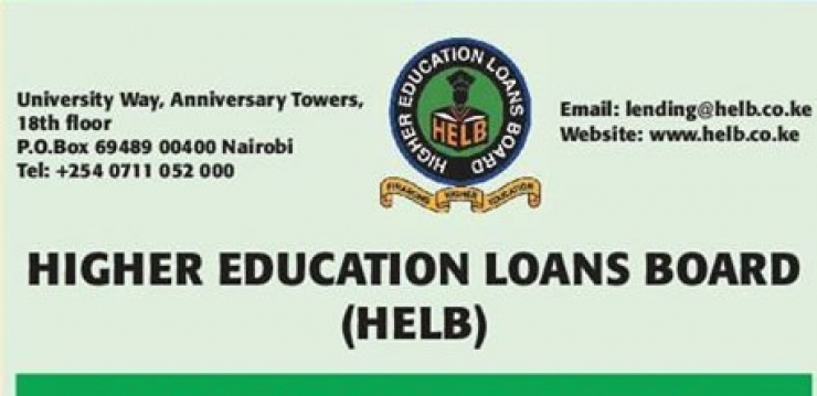 UPDATE ON UNITS REGISTRATION FOR STUDENTS WITH PENDING DISBURSEMENT OF FUNDS FROM HELB
