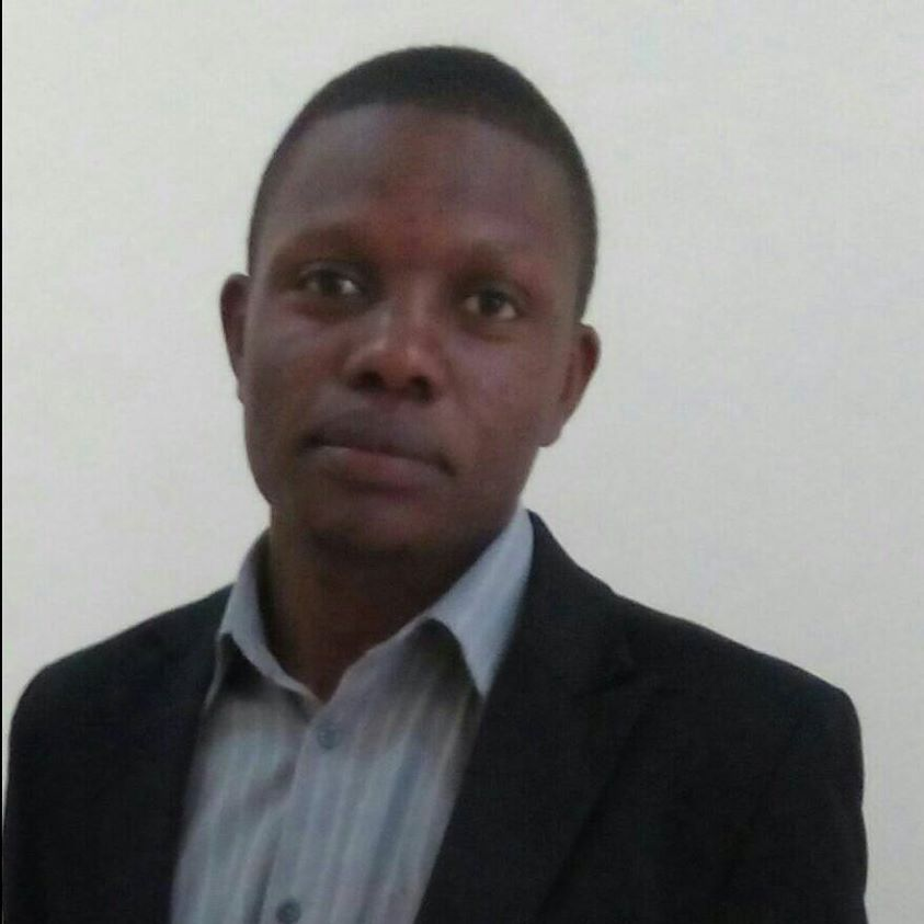 Amos Mwangi-4th Year Economics Student and KUESA Chairman