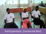 Kenyatta University and the Agence Universitaire de la Francophonie(Agency of Francophonie Universities)3