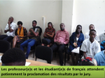 Kenyatta University and the Agence Universitaire de la Francophonie(Agency of Francophonie Universities)8