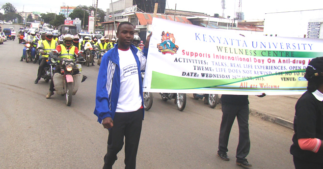 INTERNATIONAL DAY ON ANTI-DRUGS ABUSE (IDADA)